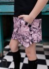 PARIS FASHION bavlnené krátke nohavice