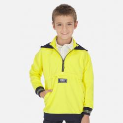 MAYORAL chlapčenská bundička s kapucňou 6438-090