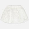 MAYORAL dievčenská sukňa 3901-073 crudo
