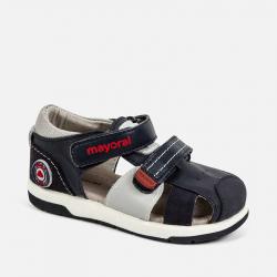 Chlapčenské sandále s uzavretou špičkou MAYORAL