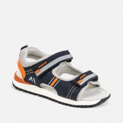 MAYORAL športové chlapčenské sandále 45221-014 Navy