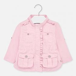 MAYORAL dievčenský prechodný kabát 1475-066 rosa