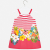 Dievčenská tunika šaty s potlačou MAYORAL 3961-011