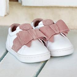 MAYORAL celokožená obuv 41134-047 White