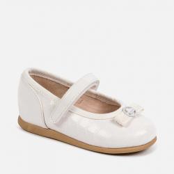 MAYORAL balerínky pre dievčatá 41146-073 White