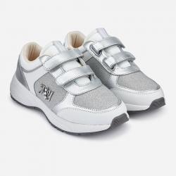 MAYORAL dievčenská obuv na hrubej podrážke