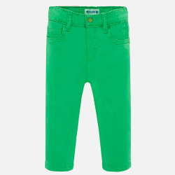 MAYORAL chlapčenské nohavice 506-029 Mint