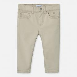 MAYORAL chlapčenské nohavice 506-030 Jute