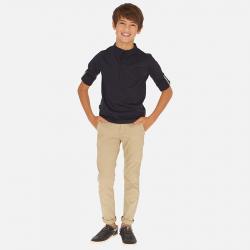 MAYORAL béžové chlapčenské nohavice 530-015