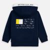 MAYORAL modrá chlapčenská mikina 3448-042