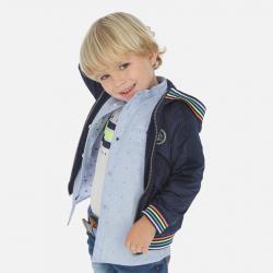 MAYORAL chlapčenský ľahký kabát 3455-028 blue