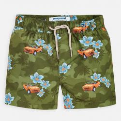 MAYORAL chlapčenské plavky - bermudy 3631-034