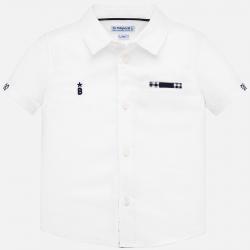 Chlapčenská krátkorukávová košeľa MAYORAL 1157-086