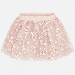 MAYORAL dievčenská sukňa 3901-072 Peach