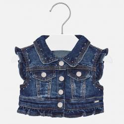 MAYORAL rifľová dievčenská vesta 1329-005