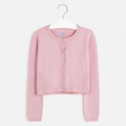 MAYORAL dievčenský sveter 6313-024 pink