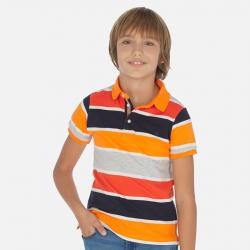 MAYORAL chlapčenská polokošeľa 6137-032 Tanger