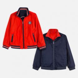 MAYORAL  chlapčenská bunda obojstranná 6449-086 cayena