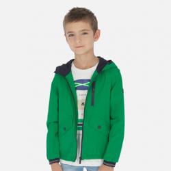 MAYORAL chlapčenská kabát 6450-030 watercress