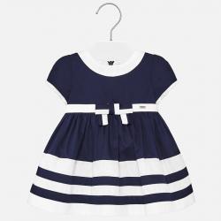 MAYORAL dievčenské vzorované šaty 1916-041