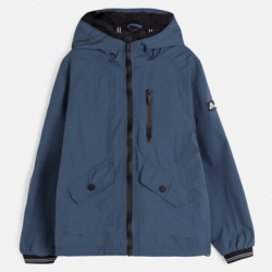 MAYORAL chlapčenská parka - kabát 6450-031 lead