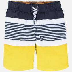 MAYORAL chlapčenské plavky - bermudy 6617-038 lemon
