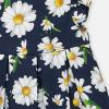 MAYORAL dievčenské vzorované šaty 1930-059