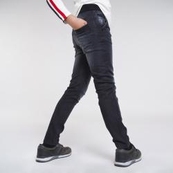 MAYORAL chlapčenské nohavice na gumičku 7531-040 black
