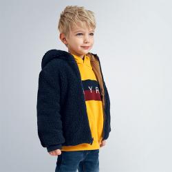 MAYORAL chlapčenská obojstranná bunda 4470-075 dijon