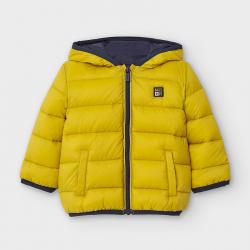 Chlapčenský prešívaný kabát  na zips MAYORAL 2487-061