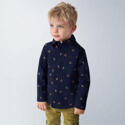 MAYORAL chlapčenská košeľa 4141-033