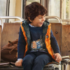 Chlapčenská vesta obojstranná MAYORAL 4336-077