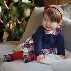 MAYORAL dievčenské šaty 2960-094