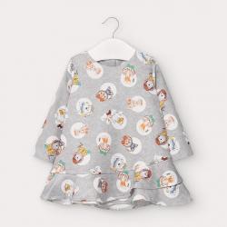 MAYORAL dievčenské šaty 2963-027