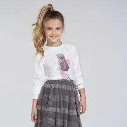 MAYORAL dlhorukávové tričko 7062-027