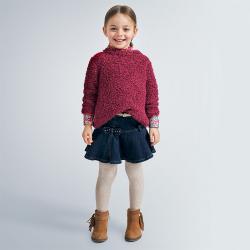MAYORAL dievčenská sukňa riflova 4956-070