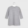 MAYORAL dievčenská tunika 4987-016 silver