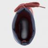 MAYORAL detské gumáky so šnurovaním 44184-043 red