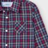 MAYORAL chlapčenská košeľa 2130-086 blue