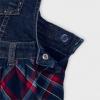MAYORAL rifľová sukňa na traky 4960-066 navy