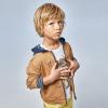 Chlapčenská mikina s potlačou MAYORAL 3409-023 beach