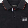 Chlapčenské tričko s golierom MAYORAL 6109-052 grey