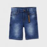 Rifľové krátke nohavice