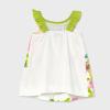 MAYORAL letné šaty na ramienka 1992-090 pistachio
