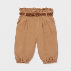 Casual dievčenské nohavice MAYORAL 1576-054 caramel
