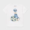 MAYORAL chlapčenské letné tričko 1007-010
