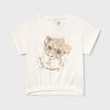 MAYORAL dievčenské tričko s motívom 1092-042