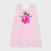 MAYORAL dievčenské pásikavé šaty 3952-054