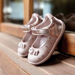 Barefoot dievčenské baleríny MAYORAL 42110-027 rose