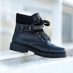 MAYORAL dievčenské workery 44137-046 black